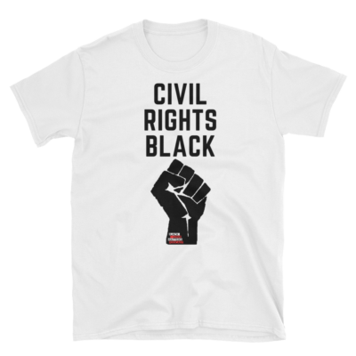 Civil Rights Black T-Shirt