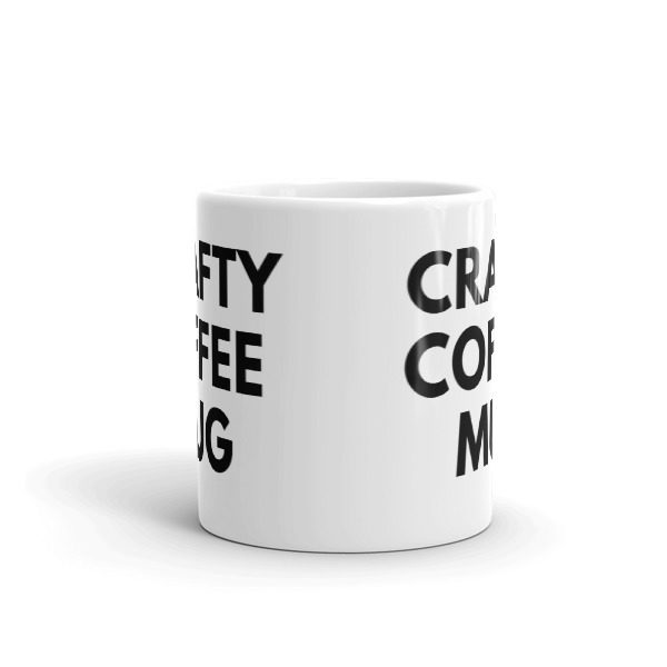 Crafty Coffee Mug